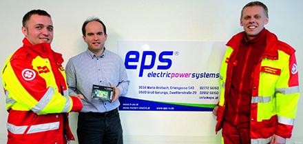 EPS spendet Navigationsger&aum;t